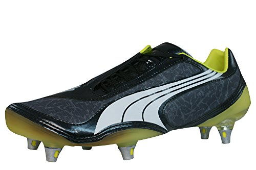 Puma V1.08 Astuces Sg Hommes Chaussures De Football Crampons Gris