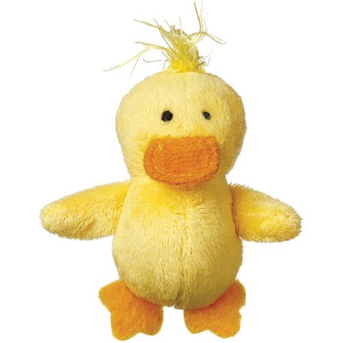 Look Who's Talking Cat Toy – Duck – 1.25 in., My Pet Supplies