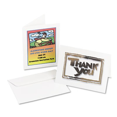 Avery-Products-Avery-Printer-Compatible-Cards-4-14-x-5-12-2Sheet-60-Cards-EnvelopesBox-Sold-As-1-Box-Create-custom-cards-perfect-for-invitations-announcements-and-other-mailings-Sheets-perforated-for-