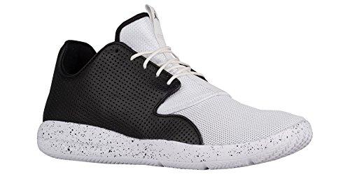 Nike Jordan Eclipse Zapatillas de deporte exterior, Hombre Negro / Blanco  (Black/White-White)
