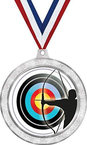 Archery Medal, 2 1/2