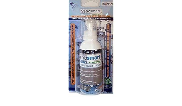 Tecnan Vetrosmart Economy - Protector Antical Mamparas Baño 125 ml: Amazon.es: Salud y cuidado personal