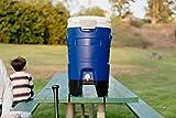 Igloo 5 Gallon Wheeled Portable Sports Cooler Water