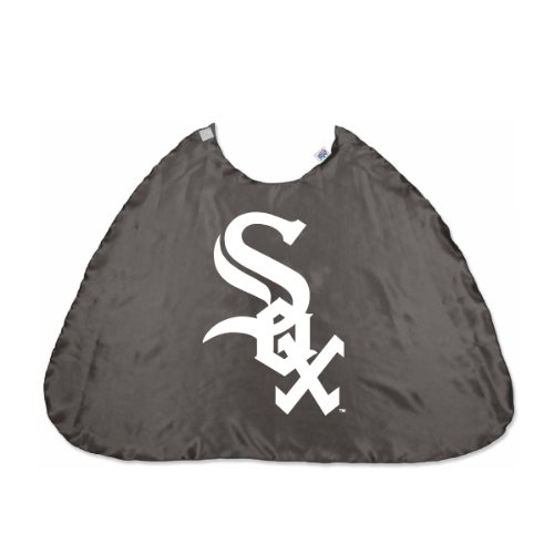 MLB Chicago White Sox Black Hero Cape