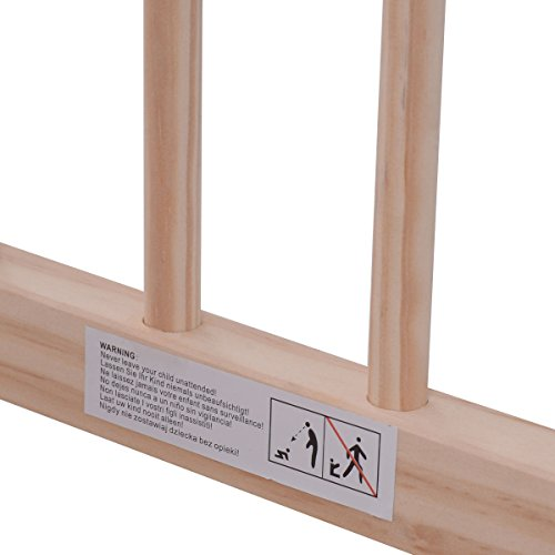 Wood Solid Pine Wood Baby Playpen With Ebook by MRT SUPPLY (Image #7)