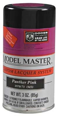 Testors Model Master Spray Paint Panther Pink 3oz ()
