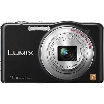 Panasonic  DMCSZ02K 16MP Digital Camera with 2.7-Inch LCD Screen (Black)