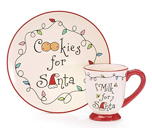 burton+BURTON Milk and Cookies for Santa Gift Set