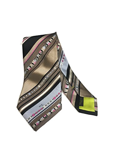 emilio-pucci-mens-italian-designer-casual-suit-neck-tie-95-cm-wide-multicolor-design