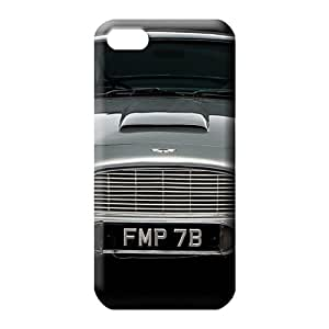 iphone 5 / 5s Abstact Snap Forever Collectibles phone cover shell Aston martin Luxury car logo super