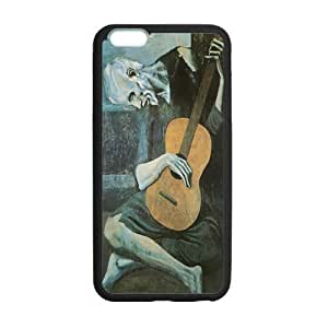 Specialdiy Custom The Old Guitarist cell phone case cover Laser Technology for iPhone 6 Plus Designed by HnW atFFp8imTsF Accessories