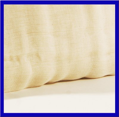 Basiloff Cheesecloth 4.8 Sq Yds Chef Grade Fine Mesh Unbleached 100% Cotton