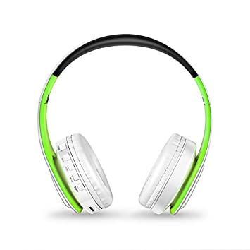 YOPEEN Auriculares Bluetooth en la oreja, con reducción de ruido Nakeey auriculares estéreo inalámbricos,Bluetooth 4.1 Auriculares inalámbricos auriculares ...