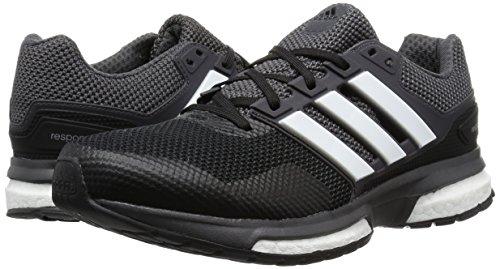 M Homme De Pour negbas Ftwbla 2 Adidas Gris Noir Grpudg Course Chaussures Blanc Response xZ4q0E