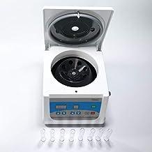 PRP Centrifuge - 10/15ml Lab Medical Benchtop Centrifuges with Digital Display Laboratory Low Speed Desktop Centrifugal Machine 100-4000rpm