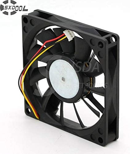 SXDOOL FBA08T12H 8015 80mm 8cm DC 12V 0.26A 3Wire For Fanuc Server axial cooling Fans