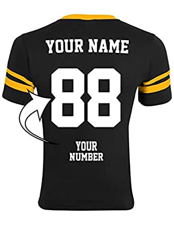 4529056d0 Amazon.com: Custom Made Jerseys - Make Your OWN Jersey Shirts ...