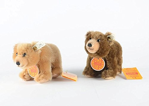 (Steiff Ark Collection Pair of Bears 038327)