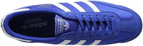 Gummi Trainer adidas Blau Blau Herren Weiß Og Dragon AwCqC0xgt