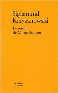 Le retour de Münchhausen, Krzyzanowski, Sigismund