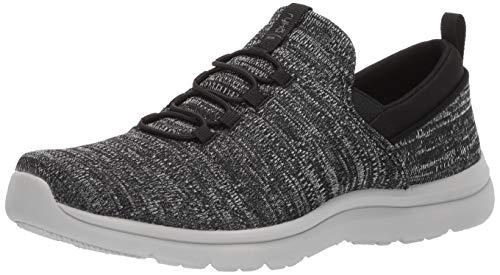 Ryka Women's ELIA Walking Shoe, Black, 8.5 M US