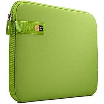 Case Logic 10-11.6 Inches Chromebooks/Ultrabook's Sleeve (LAPS111 Lime Green )