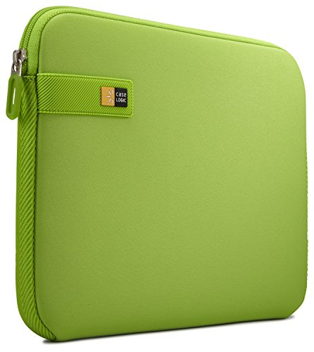Case Logic 10-11.6 Inches Chromebooks/Ultrabook's Sleeve (LAPS111 Lime Green )