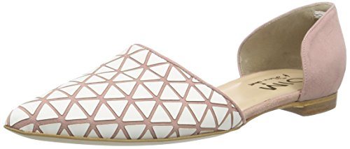 bianco W014 Basses Baskets Mehrfarbig rosa Femme Mirror Objects In Multicolore vznxTgp