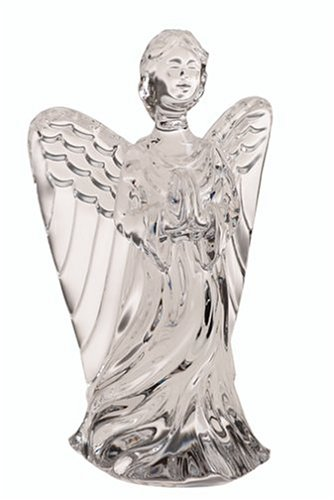 Waterford Crystal 6-Inch Guardian Angel Sculpture