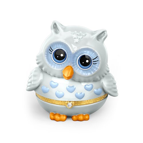 Music Box: Granddaughter, Owl Always Love You Music Box by The Bradford Exchange: APRIL