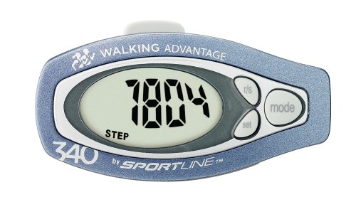 STEPS AND DISTANCE - Pedometer Distance Sportline