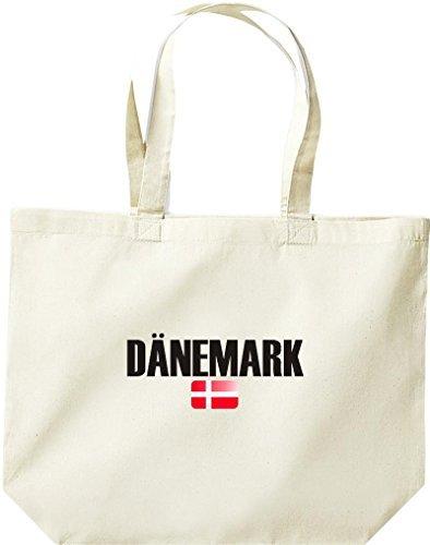 Paesi Naturali Danimarca Bag Dimensioni Di Shopping Calcio Terra FfWqHwB