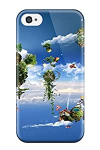 Awesome Design Nature Artistic Abstract Artistic Hard Case Cover For Iphone 4/4s