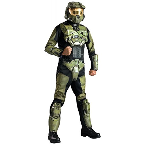 HALO Deluxe Master Chief Adult Costume -