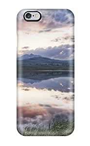 Hot Snap-on Excellent The Sunset At Yellowstone Hard Cover Case/ Protective Case For Iphone 6 Plus