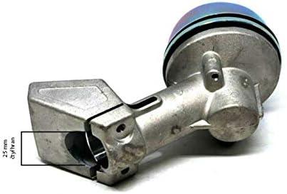 HS PARTS Cabezal de engranaje para desbrozadora Stihl FS100 FS120 FS130 FS250 FS36 FS44 FS80 FS90: Amazon.es: Bricolaje y herramientas