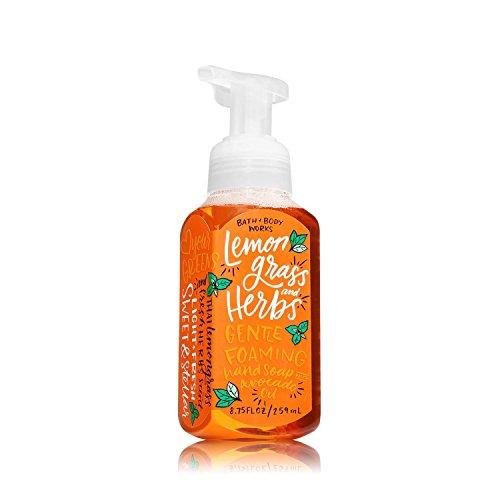 Bath & Body Works Gentle Foaming Hand Soap Lemongrass & Herbs