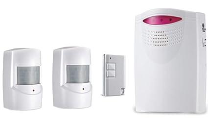 easyalarms - Alarma antirobo (inalámbrica, resistente al ...