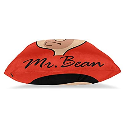 NOT BRAND Mr. Bean Outdoor/Indoor Cushions 18.5