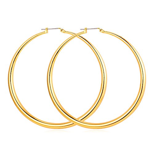 U7 Fashion Women Plated Earrings