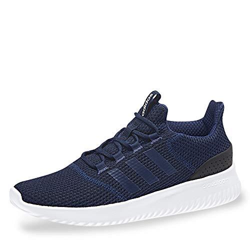 Running cblack Adidas Scarpe dkblue Blau Da Cloudfoam Uomo dkblue Ultimate xvvISB