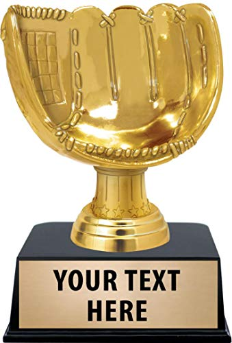 (Crown Awards Baseball Trophies with Custom Engraving, 6