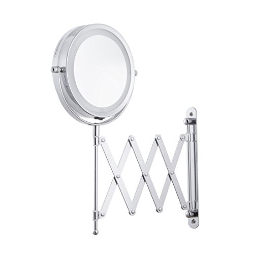 Wall Mounted Lighted Vanity Mirror Led in Florida - 4