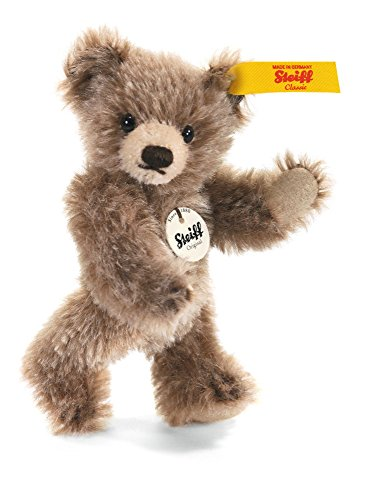 (Steiff Mini Teddy Bear, Brown)