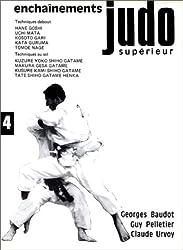 Judo supérieur, tome 4 : Enchaînements
