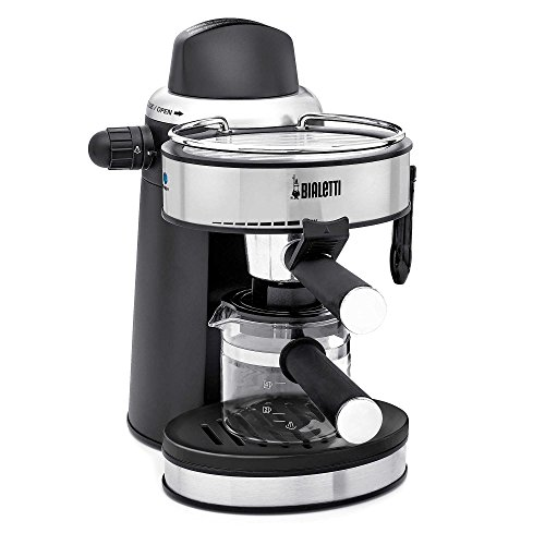 Steam Press Coffee Maker : Steam Espresso Coffee Machine with Steam Wand for Frothing Milk for Cappuccinos and Lattes, Cup ...