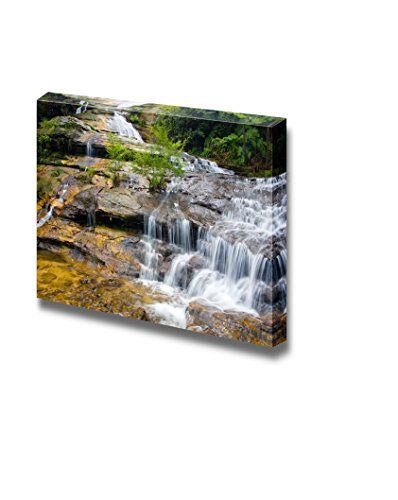 Beautiful Scenery Landscape Katoomba Falls Blue Mountains National Park New South Wales Australia Wall Decor ation