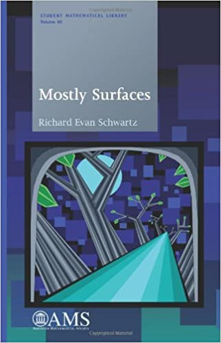 Amazon.com: Mostly Surfaces (Student Mathematical Library) (9780821853689):  Richard Evan Schwartz: Books