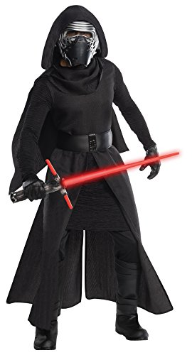 Rubie's Costume Co Star Wars Men's Episode VII: The Force Awakens Grand Heritage Kylo Ren Costume, Multi, Standard