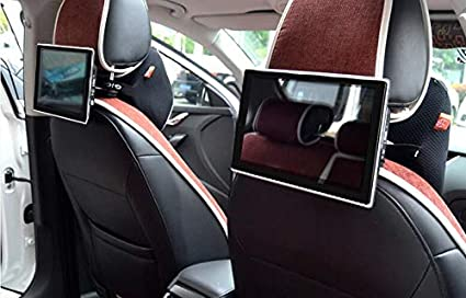 Amazon com: 2019 New Best 4K 1080P IR HD Headrest Screens